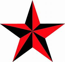 Star Vectors Free Nautical Star Of Five Points Vector Free Download