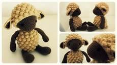 h 228 kelschaf teil 1 2 tutorial crochet sheep eng sub