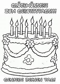 Kostenlose Malvorlagen Geburtstag Ausmalbilder Geburtstag 23 Ausmalbilder Zum Ausdrucken