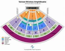 Pnc Arena Seating Chart Charlotte Verizon Wireless Amphitheatre Charlotte Nc Seating Chart