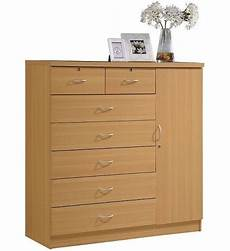 bedroom drawers for clothes large bedroom dresser 7 drawer chest of drawers beech