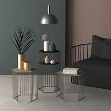 nordic creative hexagonal side table coffee table