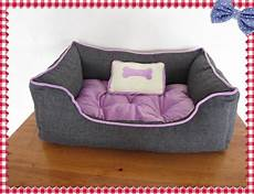 2017 pet bed puppy bed cat bed pet house purple bone small
