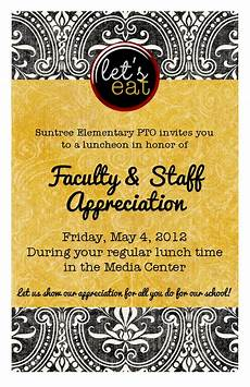 Staff Dinner Invitation 17 Best Images About Staff Appreciation Luncheon On