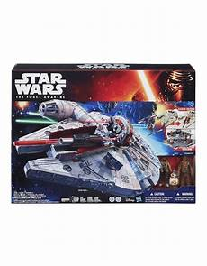 Star Wars Episode Vii Galaxy Battle Light New Star Wars Episode Vii Millennium Falcon Vehicle Ebay