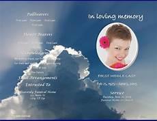 Printable Funeral Programs 7 Free Funeral Program Templates Microsoft Word Website