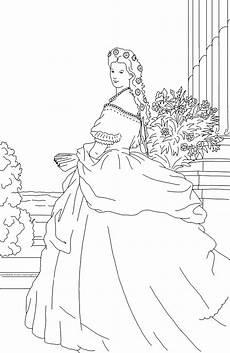 Ausmalbilder Topmodel Prinzessin Ausmalbilder Kreativ Malvorlagen