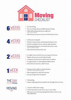 To Do Lists For Moving Checklist For Moving House Moving Checklist Moving