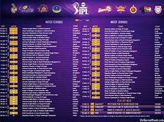 Point Chart Of Ipl 2018 Cricket Legacy Ipl Shedule
