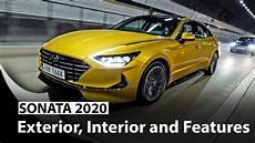 2020 Hyundai Sonata Yellow by 2020 Hyundai Sonata Revealed With Fresh Design Larger