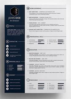 Wordpress Cv Template Free 10 Best Free Resume Cv Templates In Ai Indesign Word