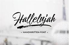 Cursive Free Fonts Hallelujah Script Free Font Age Themes