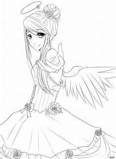 Anime Malvorlagen List Free Printables Anime Style Characters Coloring Pages