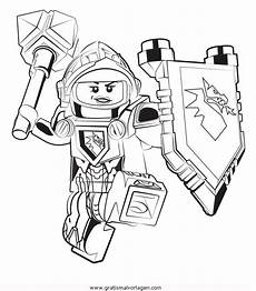 lego nexo knights 40 gratis malvorlage in comic