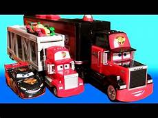 Malvorlagen Cars Mack Disney Pixar Cars Carbon Racer Mack Truck Launcher Magic