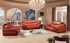 Luxury Sofa Sets For Living Room 3d Image by Luxury European Leather Sofa Set Living Room Furniture