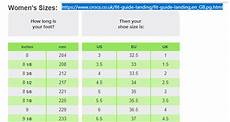 Crocs Size Chart J2 How Does The Crocs Sizing Differ In The Uk From The Us