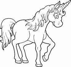 printable unicorn coloring page for 1 supplyme