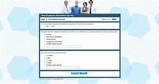 New Hire Orientation Surveys Hr Surveys Human Resource Survey Questions And Templates