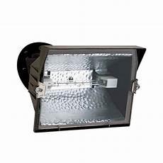 Flood Light 300 Watt All Pro Outdoor Bronze 300 Watt Quartz Halogen Flood Light