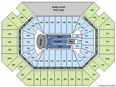 Thompson Boling Arena Seating Chart With Row Numbers Thompson Boling Arena Tickets In Knoxville Tennessee