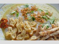 Home Made is The Best: Bubur Ayam Jkt (Buryam Kuah Kuning)
