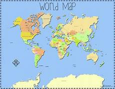 World Map Labels World Map 2014 Free Download Us Map Printable Geography