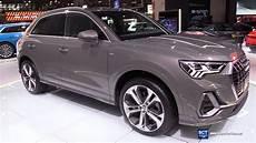Audi Q3 S Line 2020 by 2020 Audi Q3 45 Tfsi Quattro Exterior And Interior