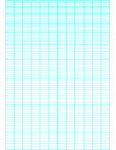 Printable Logarithmic Graph Paper Logarithmic Graph Paper