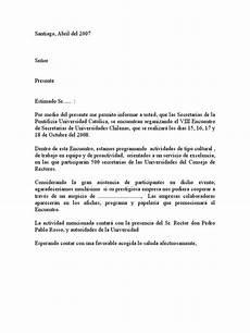 Ejemplos De Cartas De Peticion Modelo De Carta Para Solicitar Auspicio Para Eventos