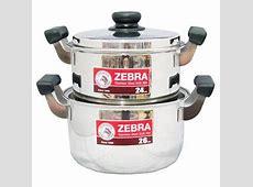 Stainless Steel Sauce Pot (Zebra)   Zebra