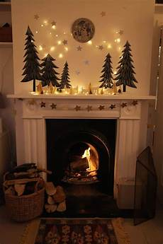 Decorate Fireplace Lighting Unique Ways To Use Christmas Lights All Year Round