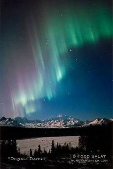 Northern Lights Montana 2018 Denali Dance Aurora Hunter