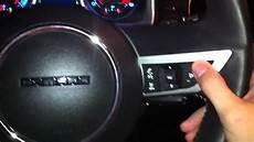 Camaro 2011 Interior Lighting 2011 Camaro 2ss Interior Led Lights Youtube