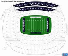 Soldier Field Seating Chart Club And Premium Seating At Soldier Field Rateyourseats Com