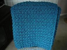 blue teal afghan throw blanket sofa throw crocheted etsy