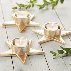 Fox Tea Light Holder Gold Star Tea Light Holder By The Contemporary Home