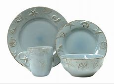Life Styles Book: Beach Themed Dish Sets