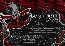 Masquerade Party Invitations Templates Masquerade Party Invitation Mardi Gras Party Party