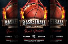 Basketball Flyer Basketball Flyer Template 249421 Flyers Design Bundles