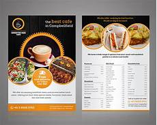 Catering Flyers Design 29 Elegant Playful Flyer Designs For A Business In Australia