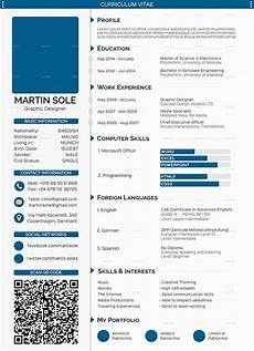 Free Cv Template Doc Cv Templates 61 Free Samples Examples Format Download Free