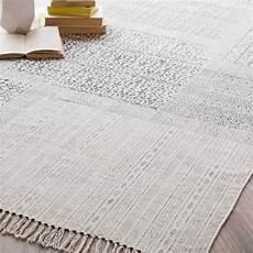 cotton rug 140 x 200 cm codosera maisons du monde