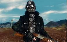 Fallout New Vegas Light Armour Road Fighter Armor At Fallout New Vegas Mods And Community