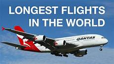 Ef9 Lights London To Australia The Longest Flights In The World