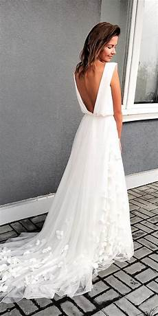 27 awesome simple wedding dresses for brides