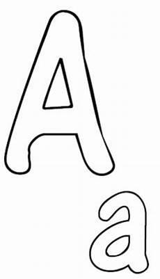 malvorlagen ausmalbilder alphabet buchstaben