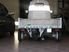 ape tuning interni ciao cross club rinnovo carrozzeria finita aggiunte foto