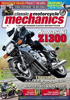 Motorcycle Mechanics Classic Motorcycle Mechanics Feb 2015 By Mortons Media