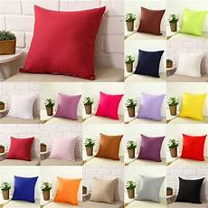 Sofa Decor Pillows 3d Image by Simple Spandex Throw Pillows 18 Inch Sofa Cushion Cover